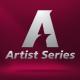 Artist Guitars Logo Concept
