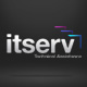 Logo design for IT Serv