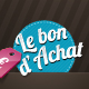 Logo design for Le Bon d'Achat